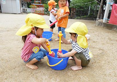 子どもの遊び教室