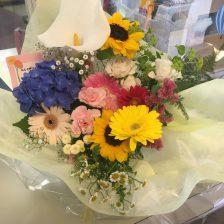 花の日礼拝を行いました。